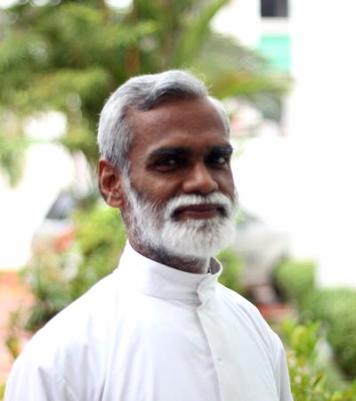 Very Rev. Fr. Francis D'Silva