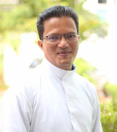 Fr. Francis Dixon Fernandez