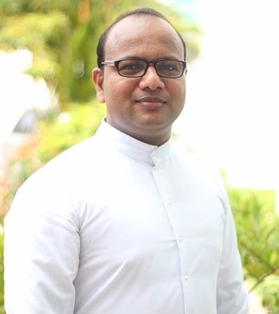 Fr. Jibin George Mathirappilly