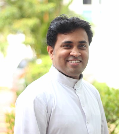 Fr. Jiju Cleetus Thiyadi