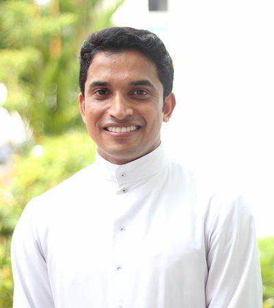Fr. Joseph Midhun Chemmayath