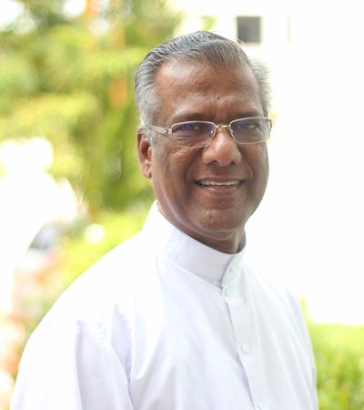 Msgr. Joseph Padiyaramparambil