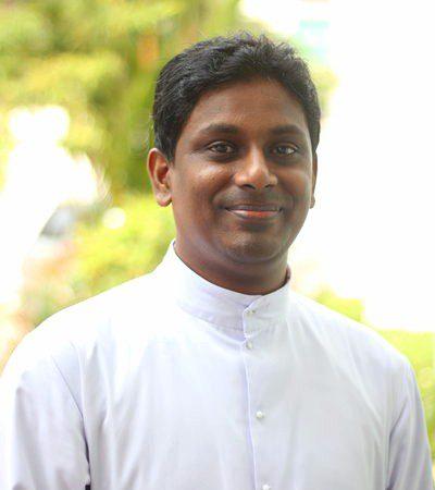 Fr. Prince Xavier