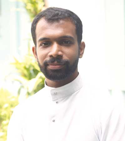 Fr. George Jithu Vattappilly