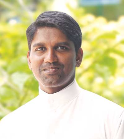 Fr. Sibi Choothamparambil