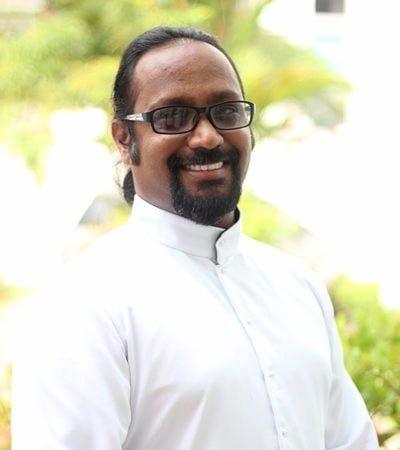 Rev. Fr. Antony Anand Mannalil