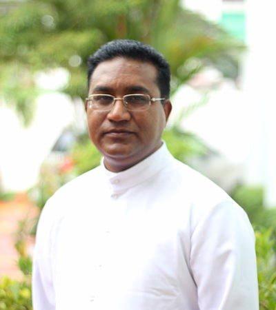 Rev. Fr. Antony Arackal (Jr.)