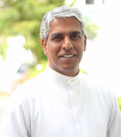 Rev. Fr. Antony Arackal (Sr.)
