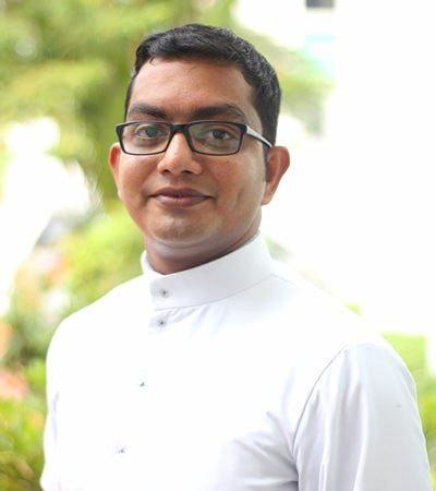 Rev. Fr. Antony Jibin Kaimaleth