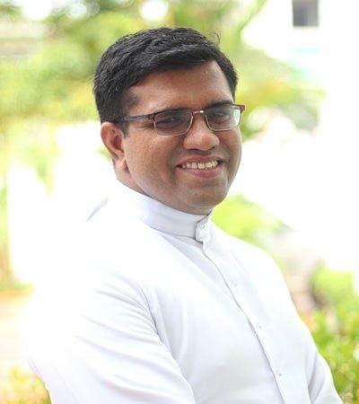 Rev. Fr. Antony Lijo Odathakal