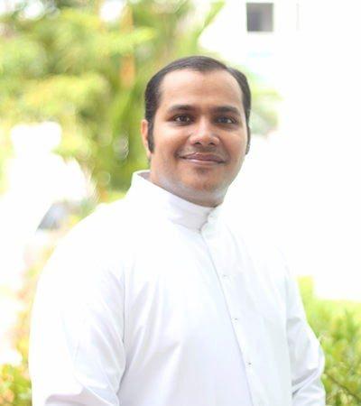 Rev. Fr. Merton D'Silva Malieckal