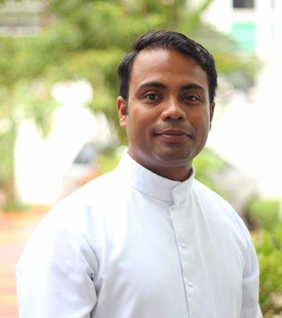 Rev. Fr. Jenson Livera Ithithara