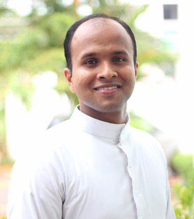 Rev. Fr. Joseph Lixon Aswez Panikkaraparambil