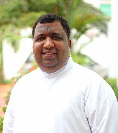 Rev. Fr. Manuel Kuthukatt