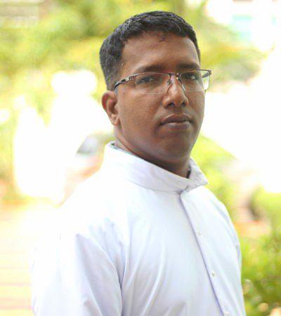 Rev. Fr. Robinson Panackal