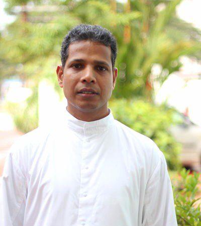 Rev. Fr. Sabu Nedunilath