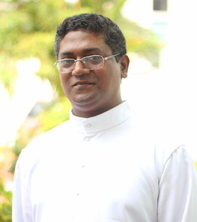Rev. Fr. Sebastian Joby Aseethuparambil