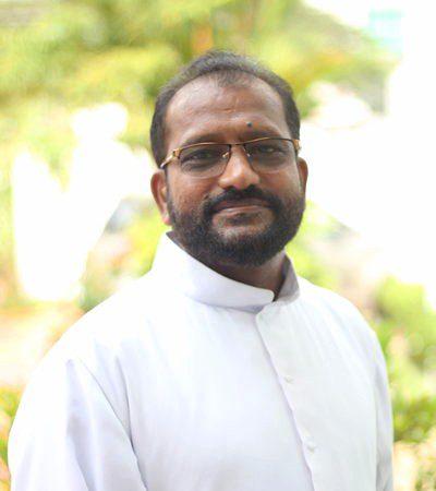 Rev. Fr. Sebastian Oliparambil