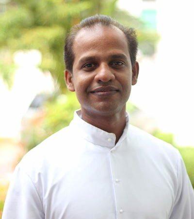 Rev. Fr. Varghese Sojan Thoppil