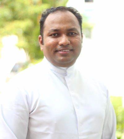 Rev. Fr. Vimal Francis Pandaraparambil
