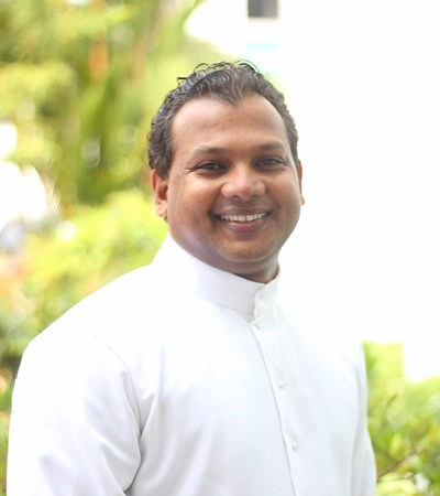 Rev. Fr. Vincent Naduvilaparambil