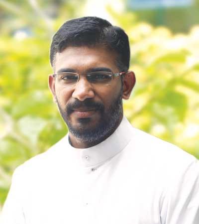 Rev. Fr. Jobin Panikulam