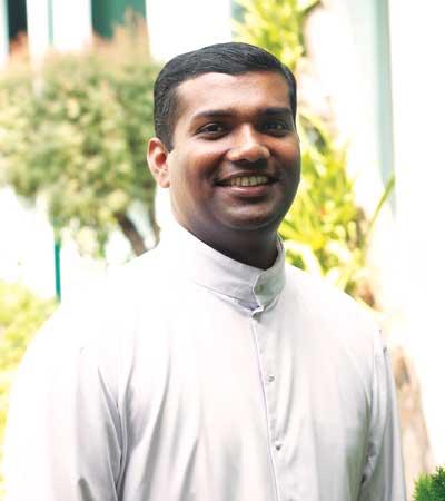 Rev. Fr. Saju Antony Mundempilly