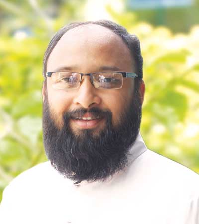 Rev. Fr. Antony Shine Kattuparambil