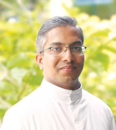 Rev. Dr. Bijoy Augustine Marottickal