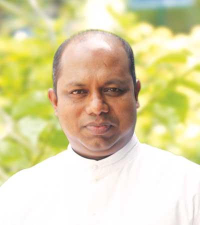 Rev. Fr. Antony Raphael Komaranchath
