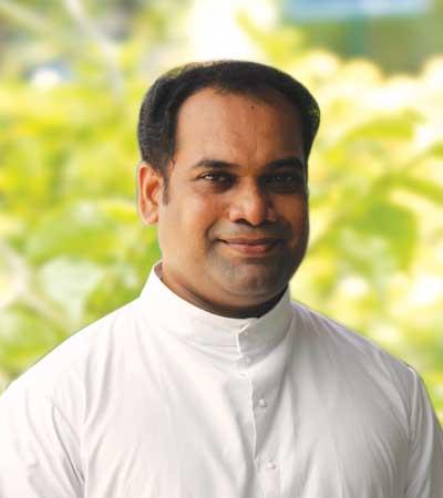 Rev. Fr. Denny Mathew Peringat
