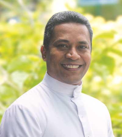 Rev. Dr. Stephen Alathara