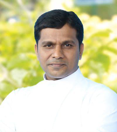 Rev. Fr. Shine Pauly Kalathil