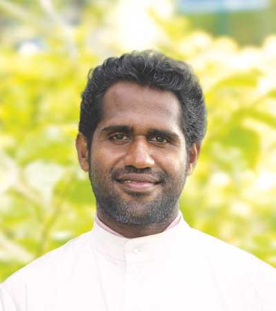 Rev. Fr. Augustine Roshan Kalloor