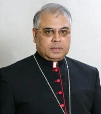Most Rev. Dr. Francis Assisi Chullikat, S.T.L., D.C.L.