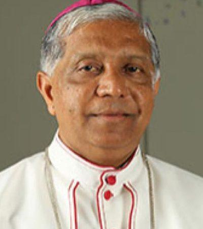 Rt. Rev. Dr. Alex Vadakumthala, M.A., DCL