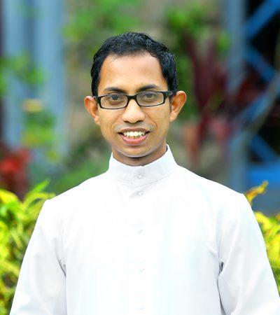 Rev. Fr. George Tinku Punnakkattussery