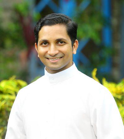 Rev. Fr. Nibin Kuriakose Pappaliparambil