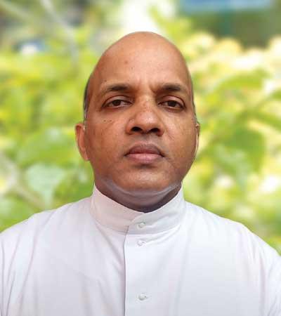 Rev. Fr. Joseph Biju Thattarassery