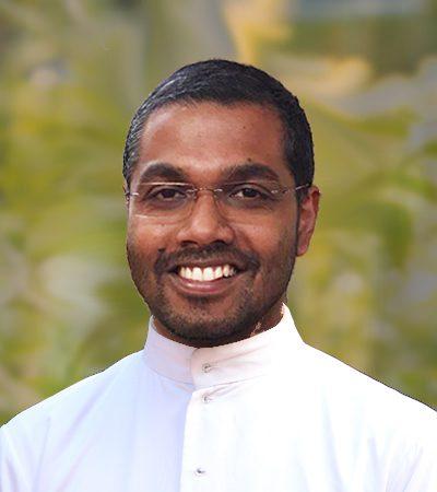 Rev. Fr. Lojin Joseph Kalathiparambil