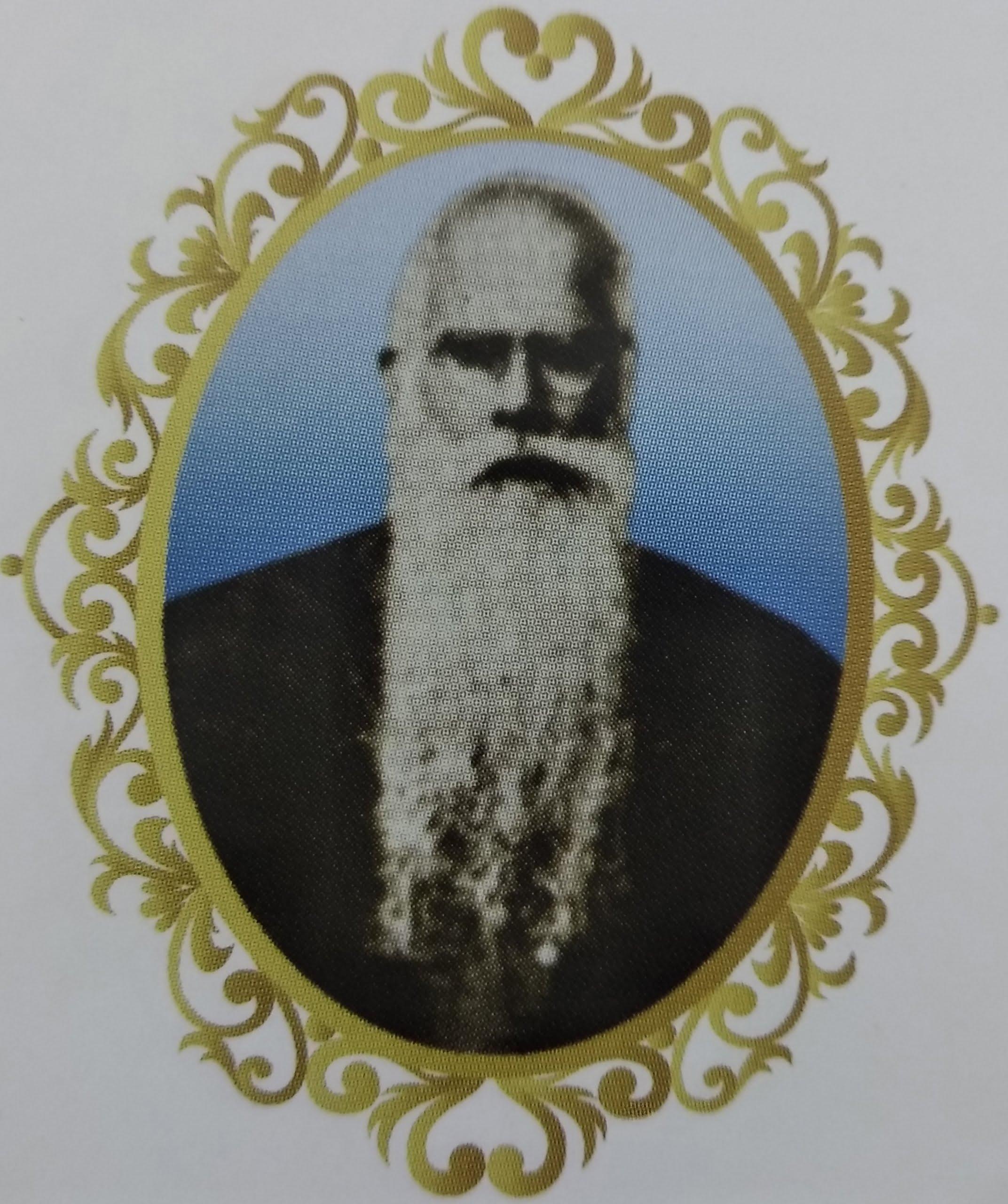 Fr. Thomas Legislander Komaroth