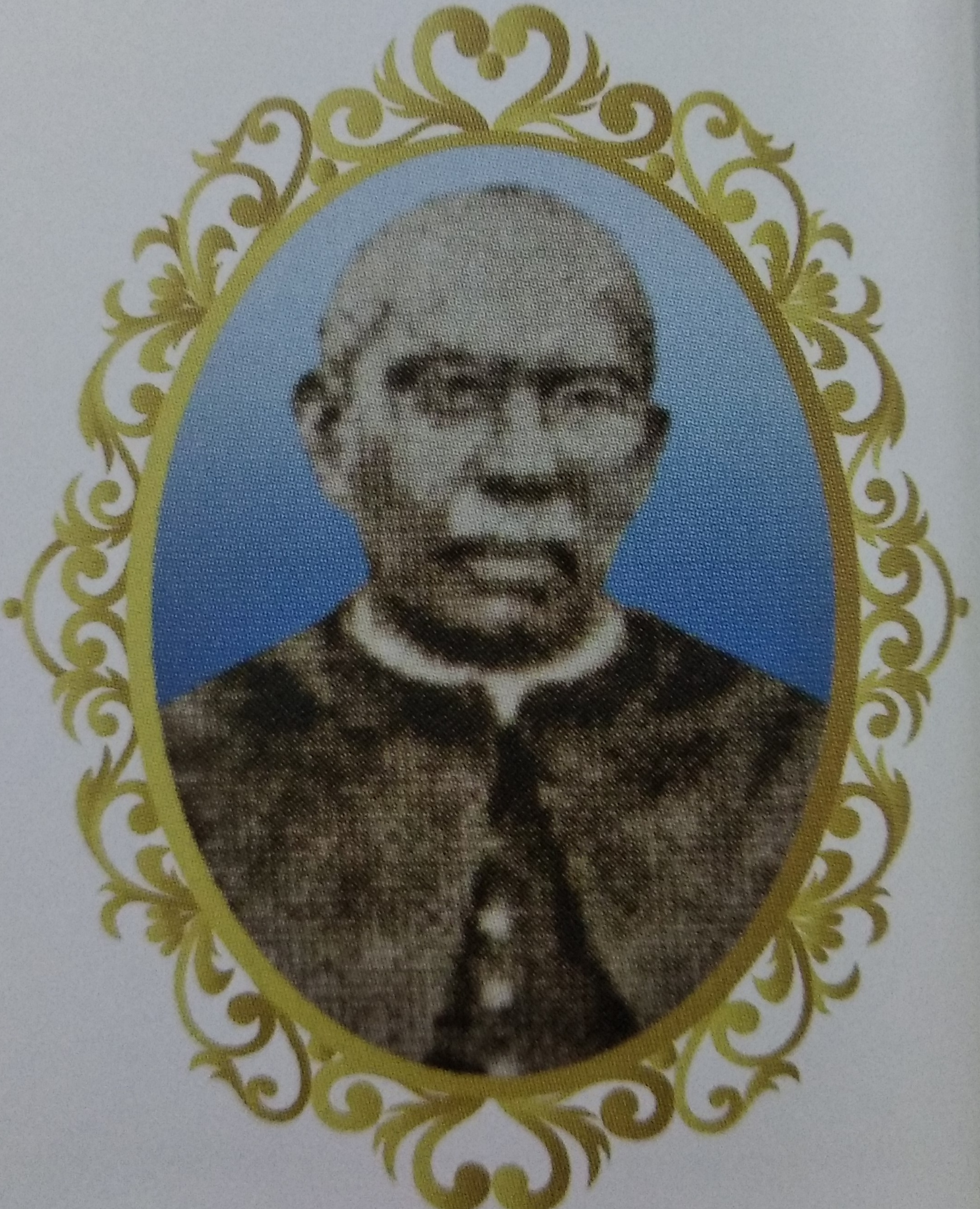 Fr. Xavier Becket Narakatt