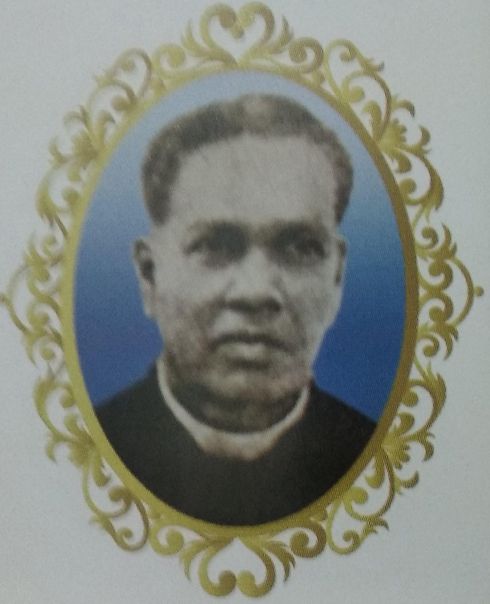 Fr. Antony Rebeiro