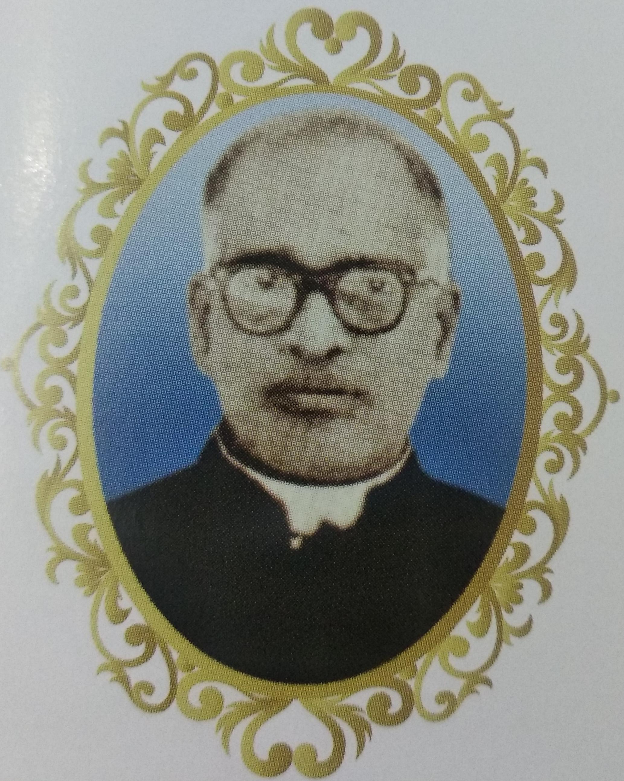 Fr. Jacob Kallarackal