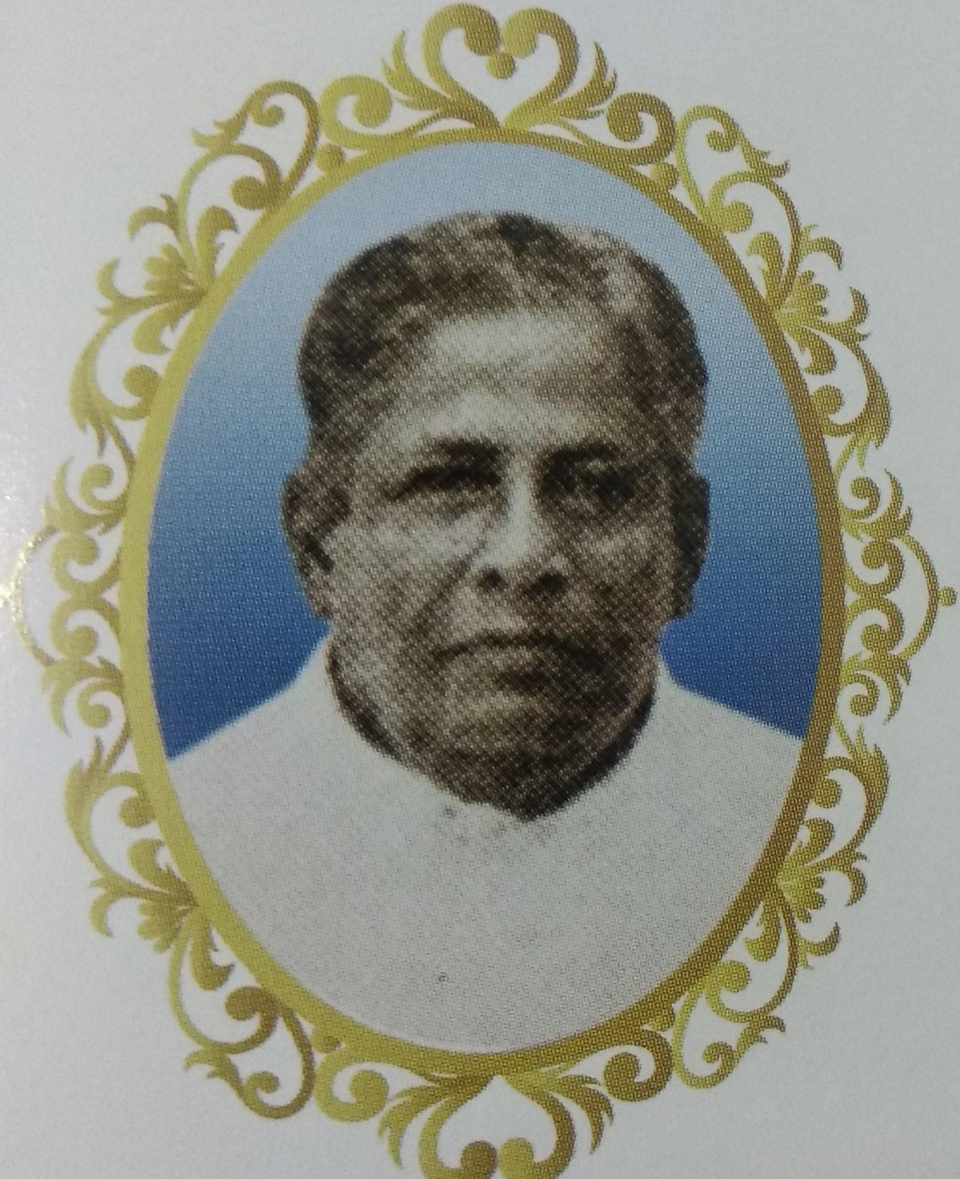 Fr. Alexander Mudavasserry