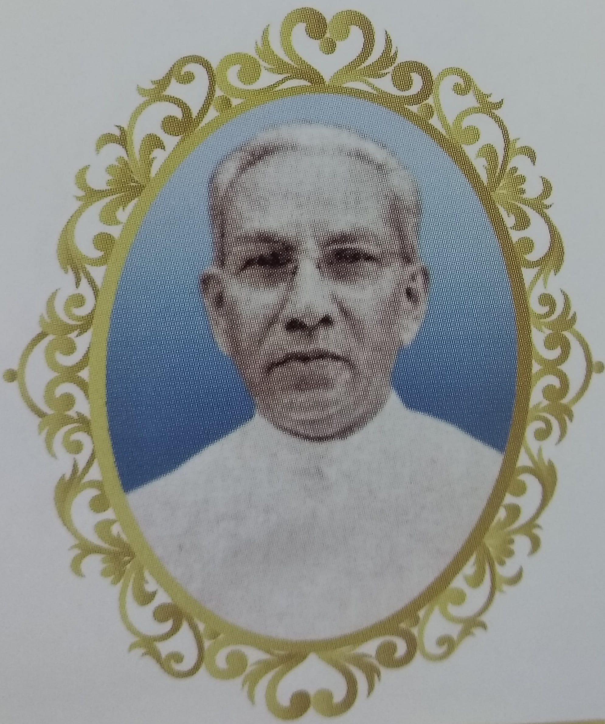 Fr. Blase D'Almeida