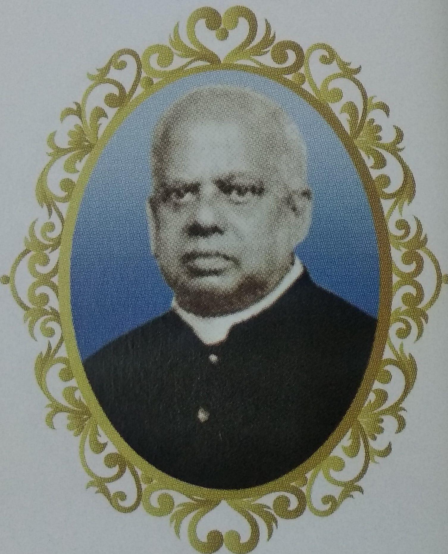 Fr. Antony Mappilassery. Sr