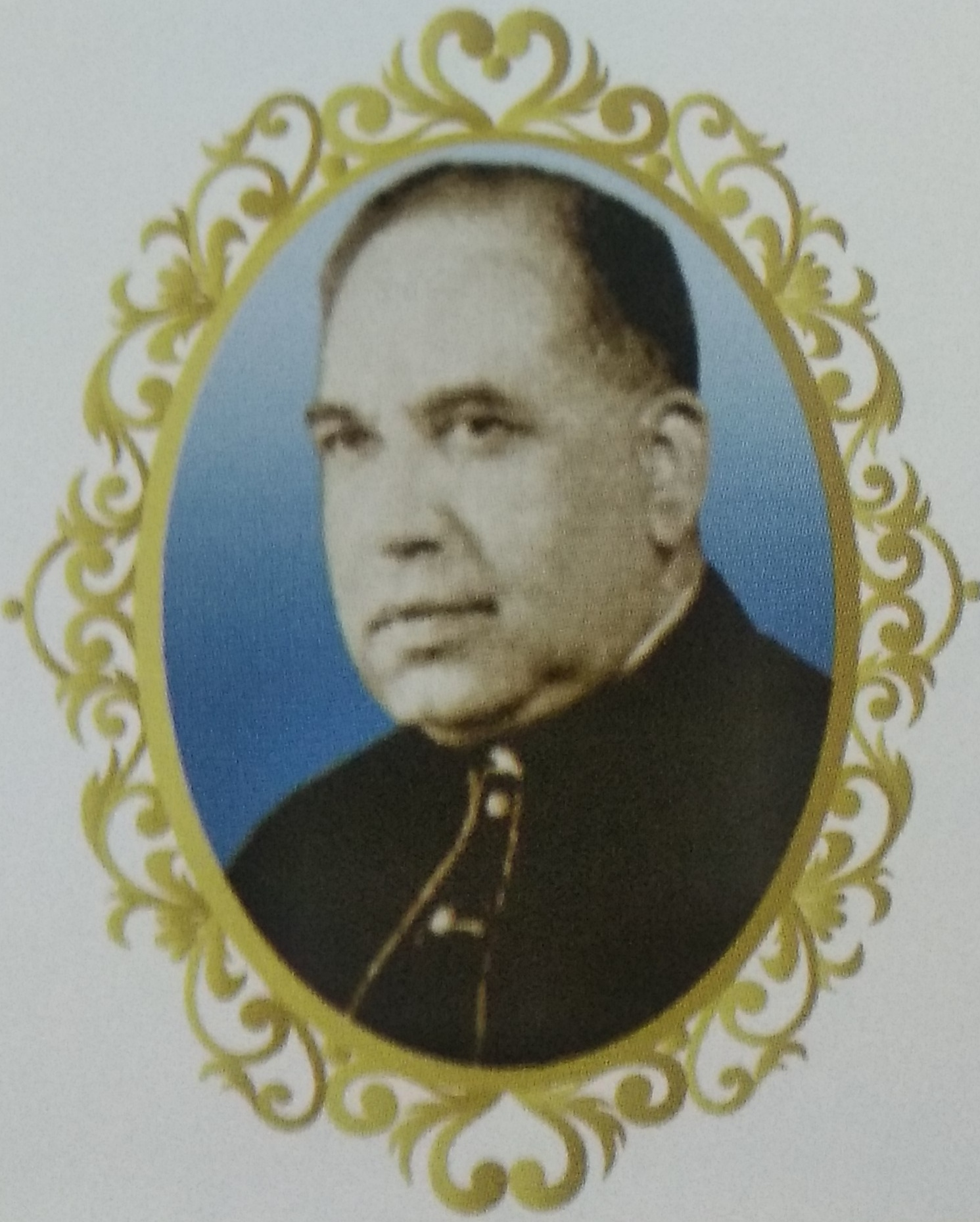 Msgr. George Manjali