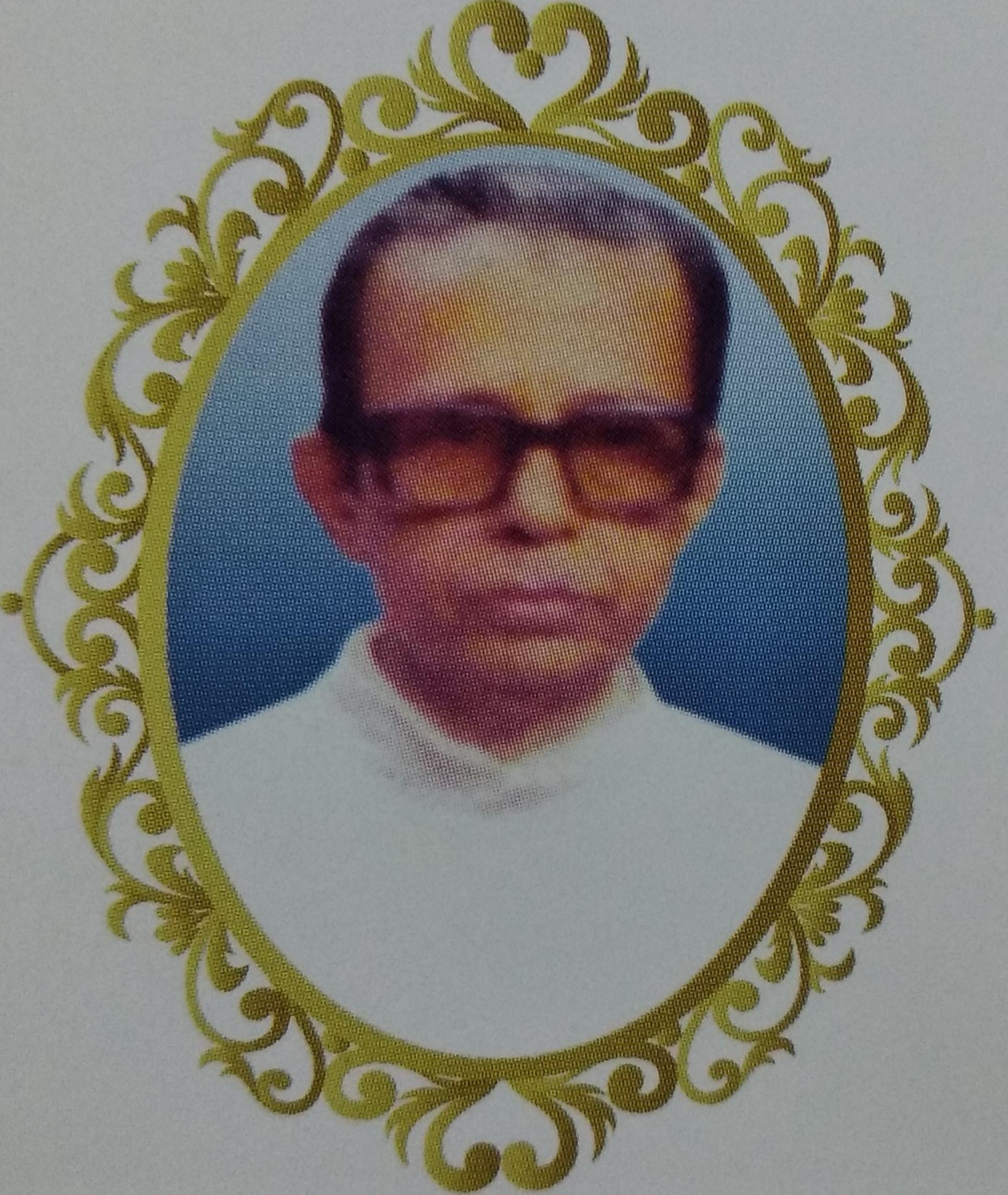 Fr. Raphael Felix Tharammel