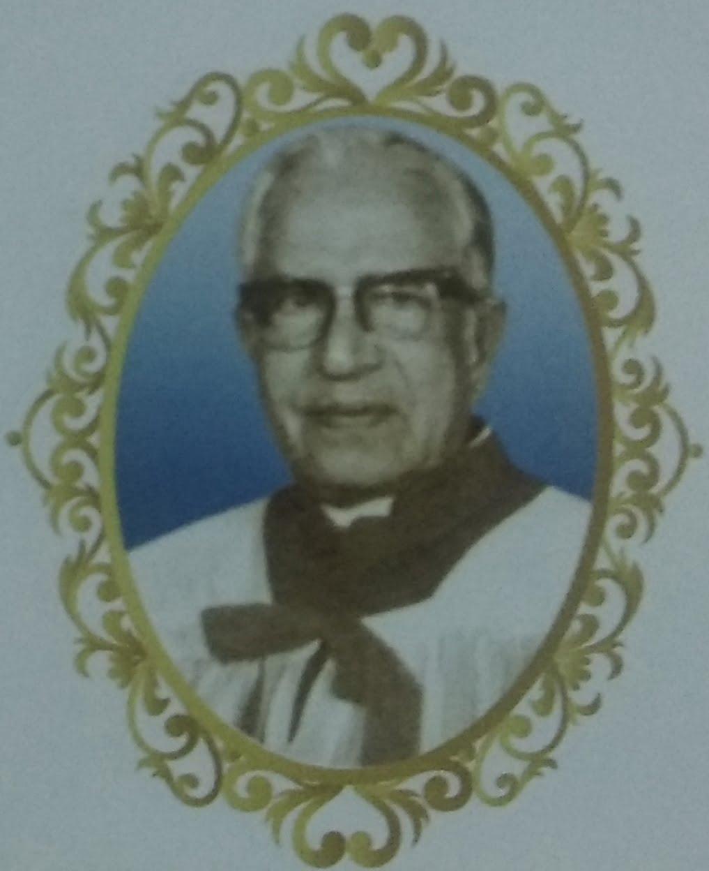 Msgr. Alexander Vadakkumthala
